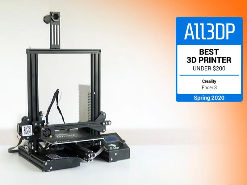 Creality Ender 3 3D Printer up to 100,000+