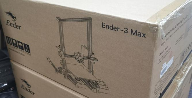 Ender 3 Max Open Box and Test -New upgrades