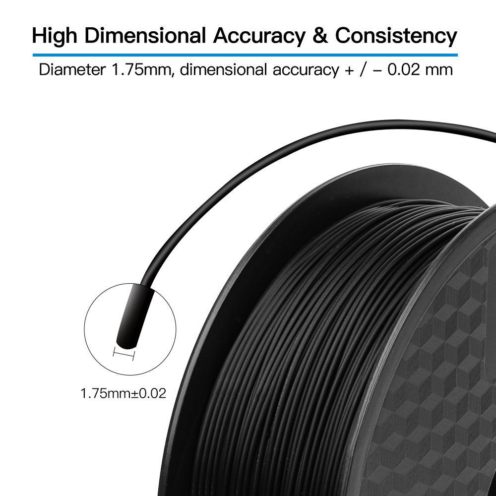 ender pla filament,  creality filament,1.75mm pla filament