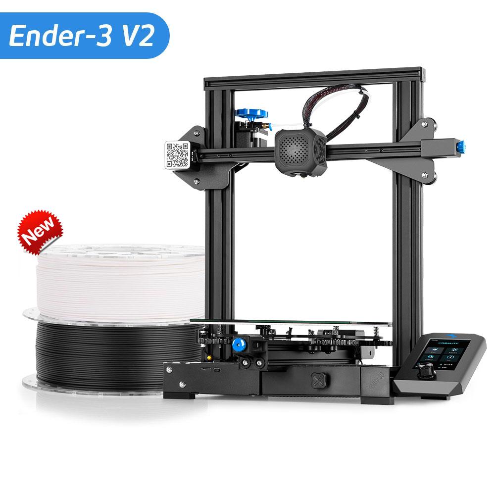 ender 3v2 with 2kg pla filament
