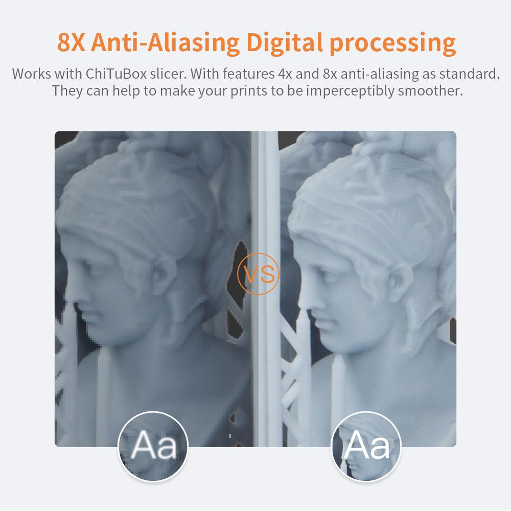 creality resin,  ld-002r lcd 3d printer