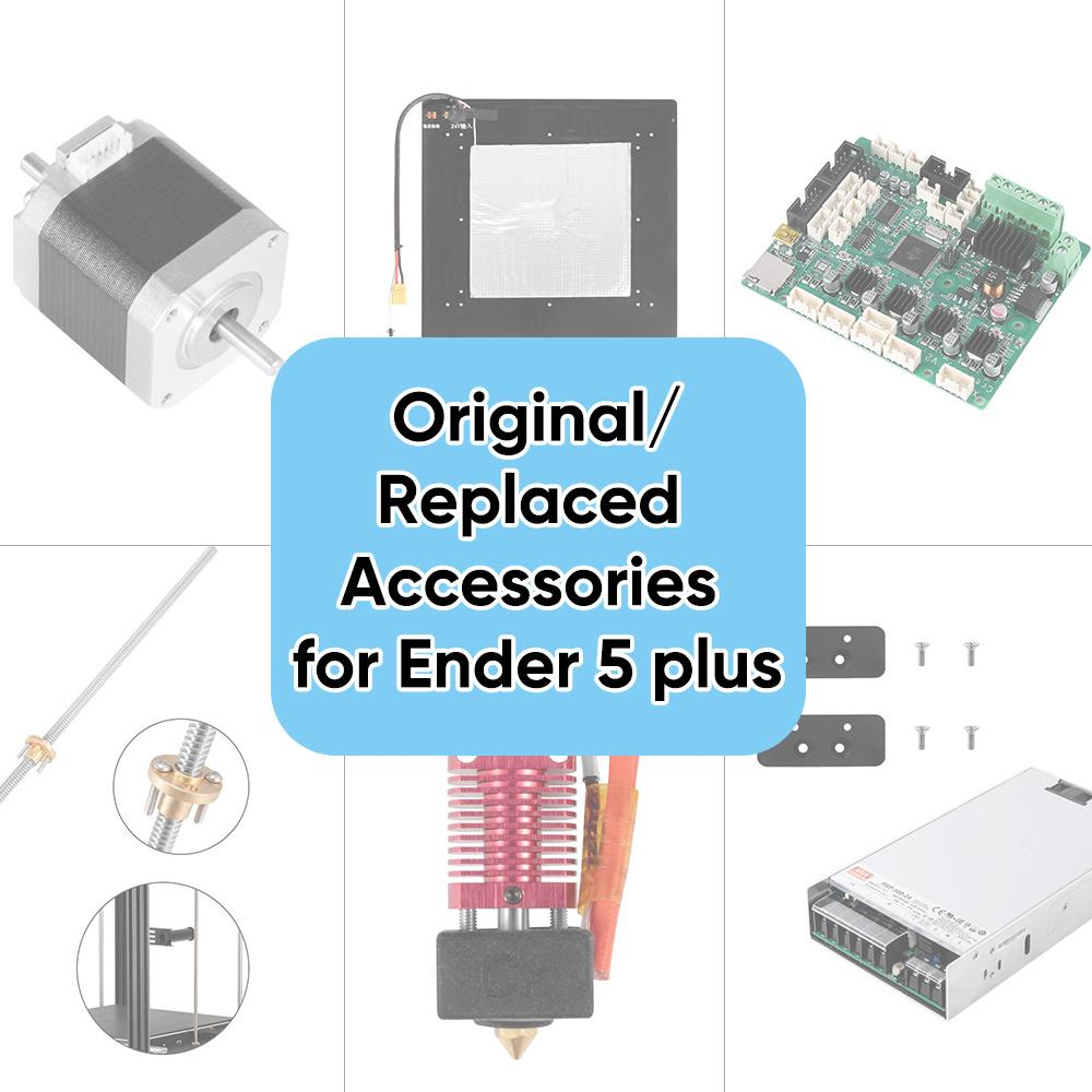 creality original replacement,upgraded part for ender 5 plus