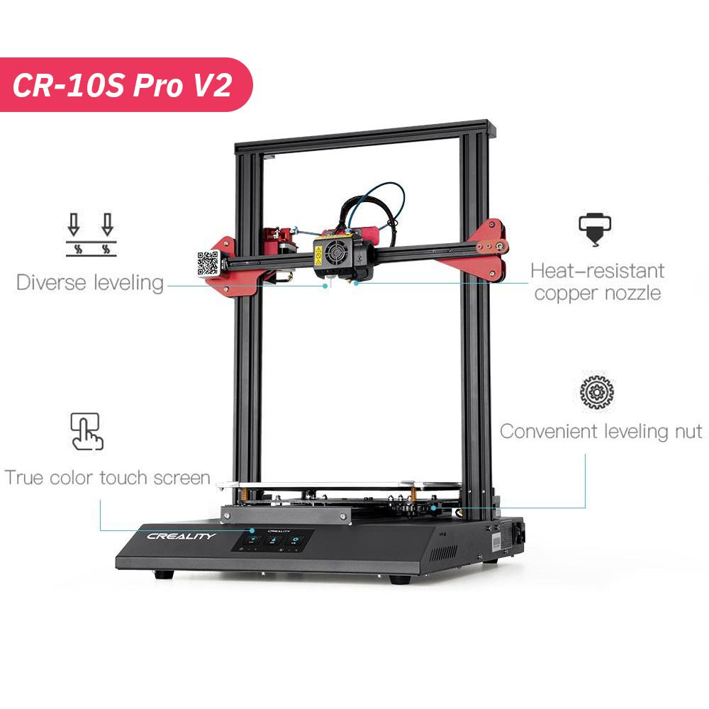 CR-10S Pro V2 3D Printer