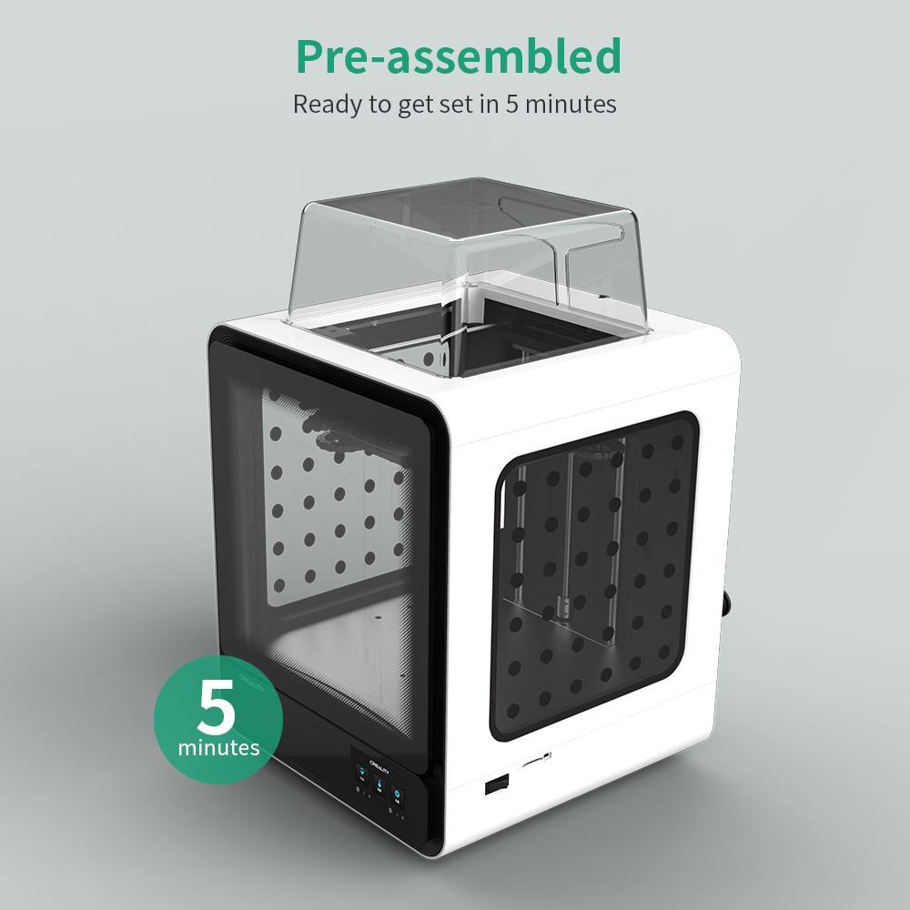CR-200B Fully Enclosed 3D Printer