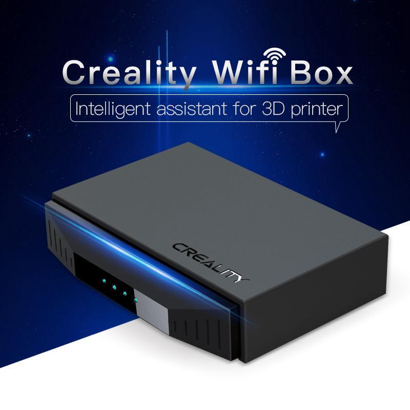 creality wifi box, creality cloud