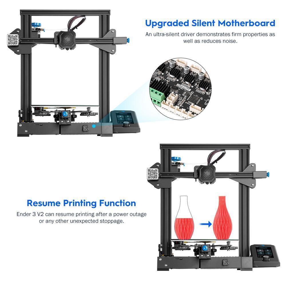 Ender-3 V2 3D Printer
