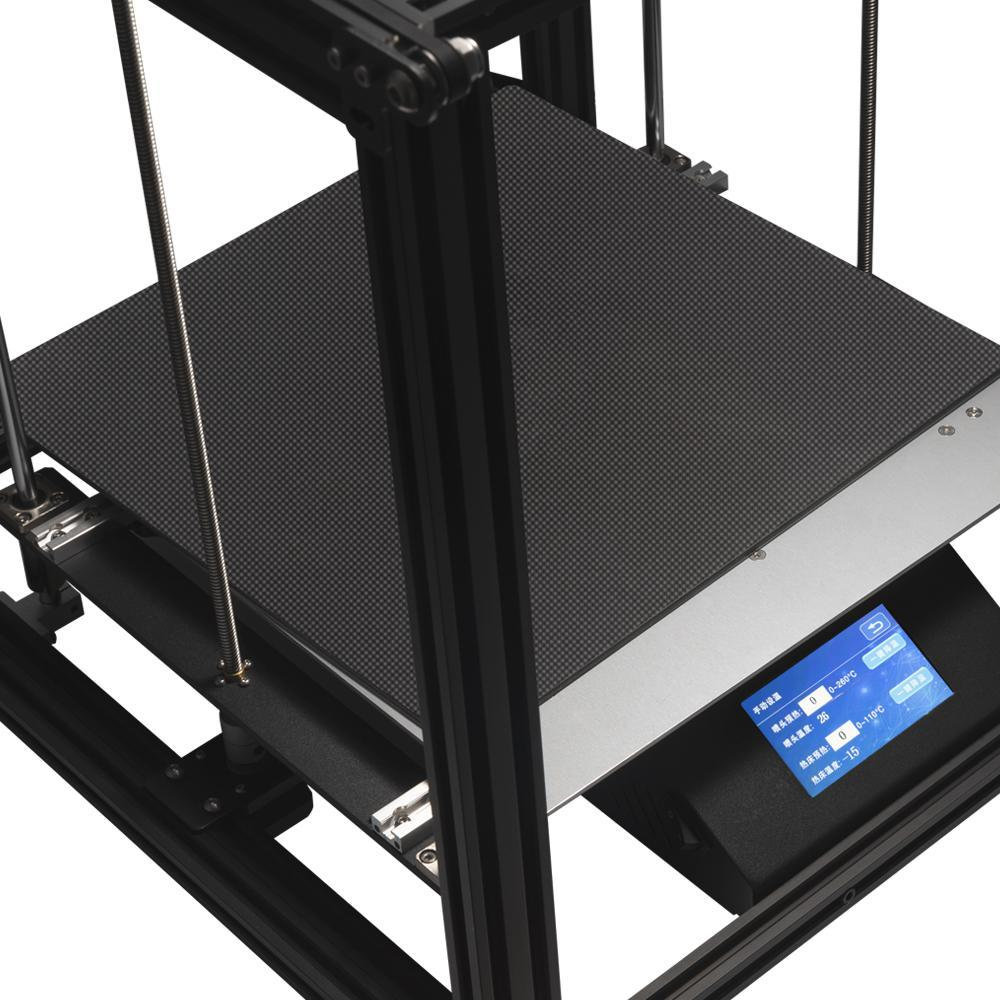 Ender 5 Plus Tempered Glass Build Plate
