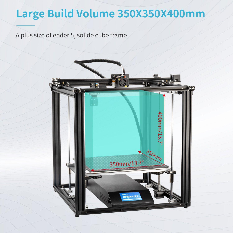 Ender 5 Plus 3D Printer