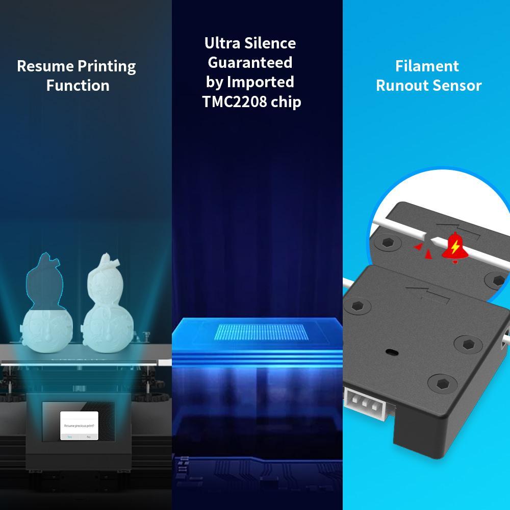 Ender-6 Corexy 3D printer
