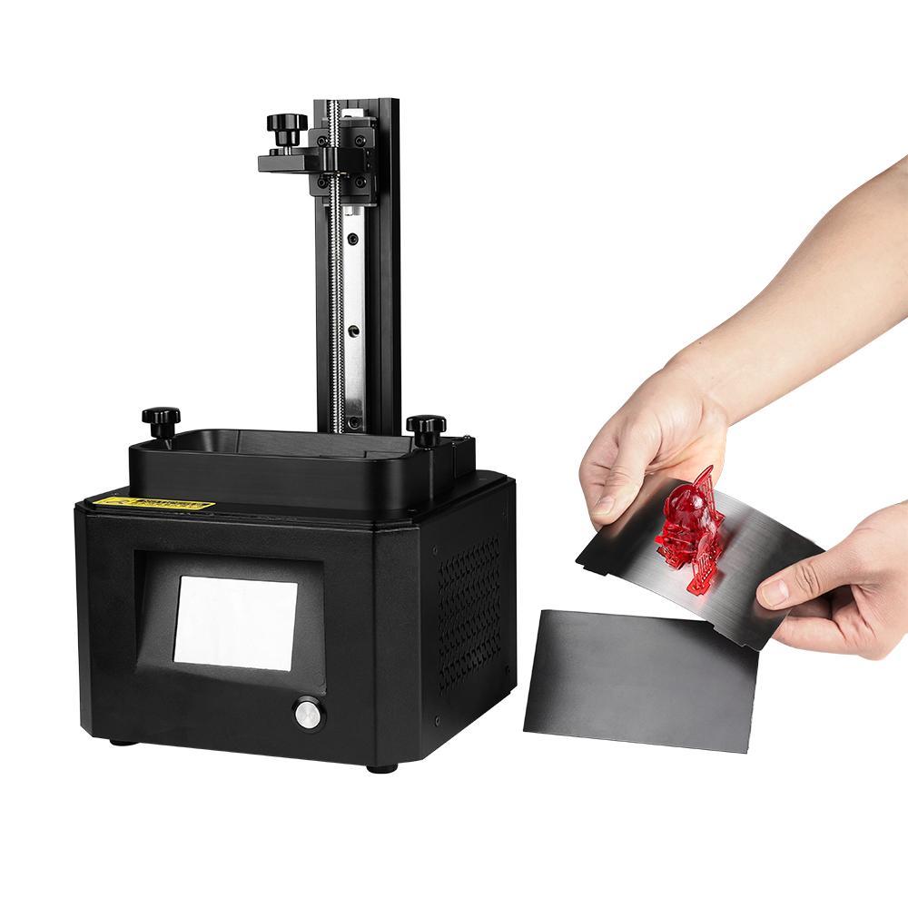 Flexible Steel Build For Resin 3D Printer