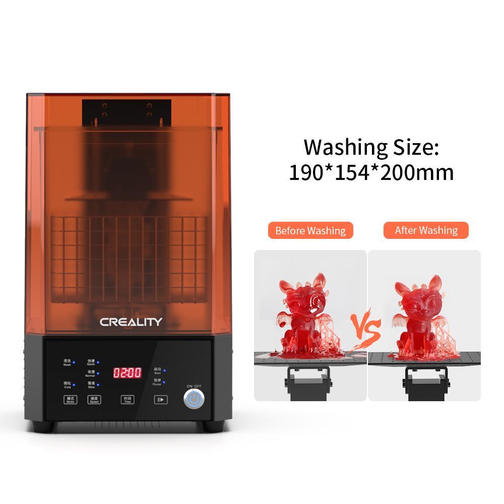 creality resin, resin 3d printer part