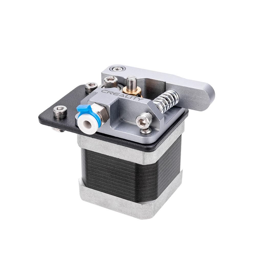 MK8  Extruder with Capricorn Tubing