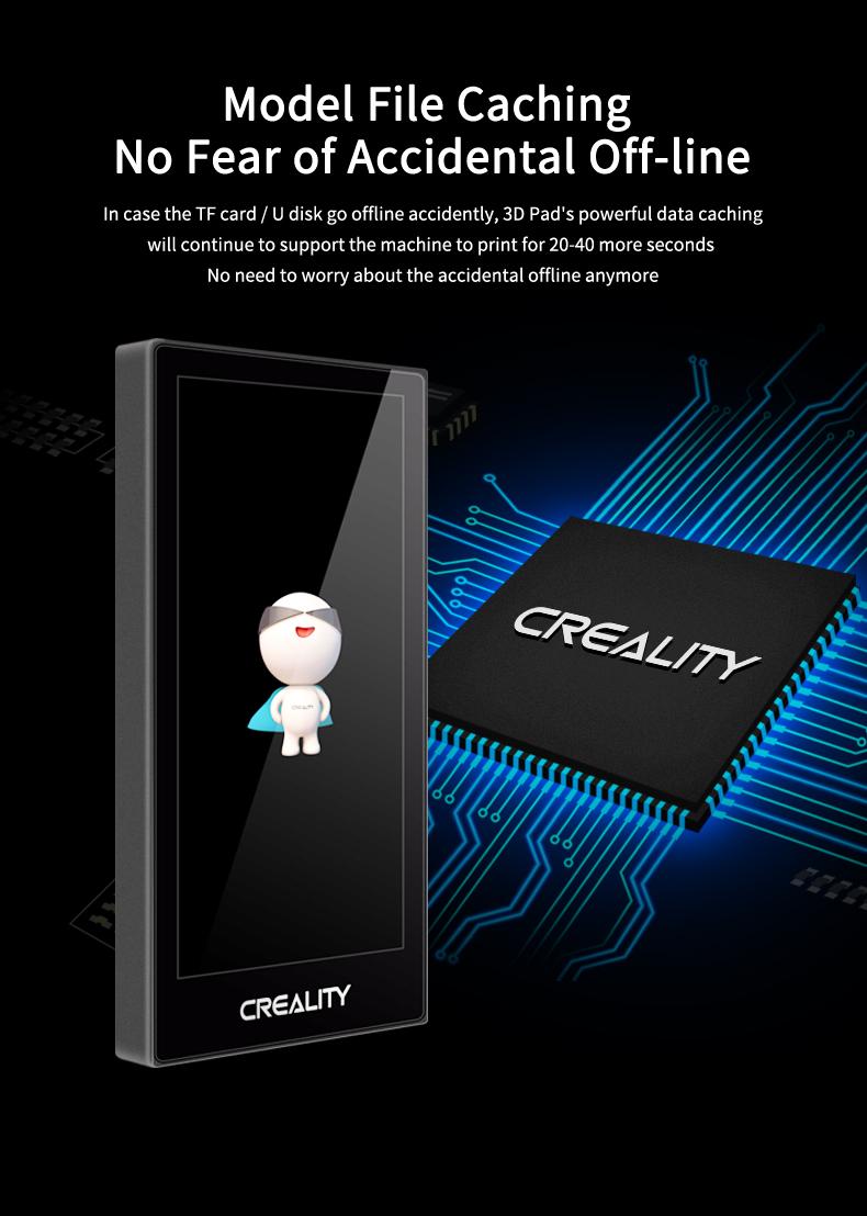 Creality 3D Pad 5 Inch HD Display Screen