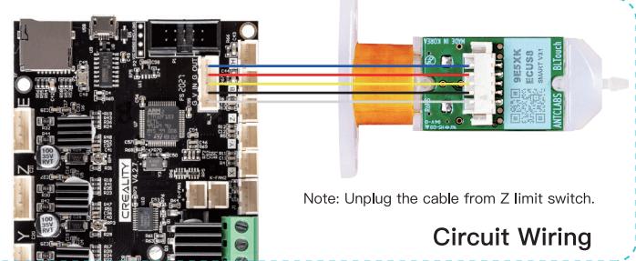 CR/Ender Sensor Creality 3D Printer