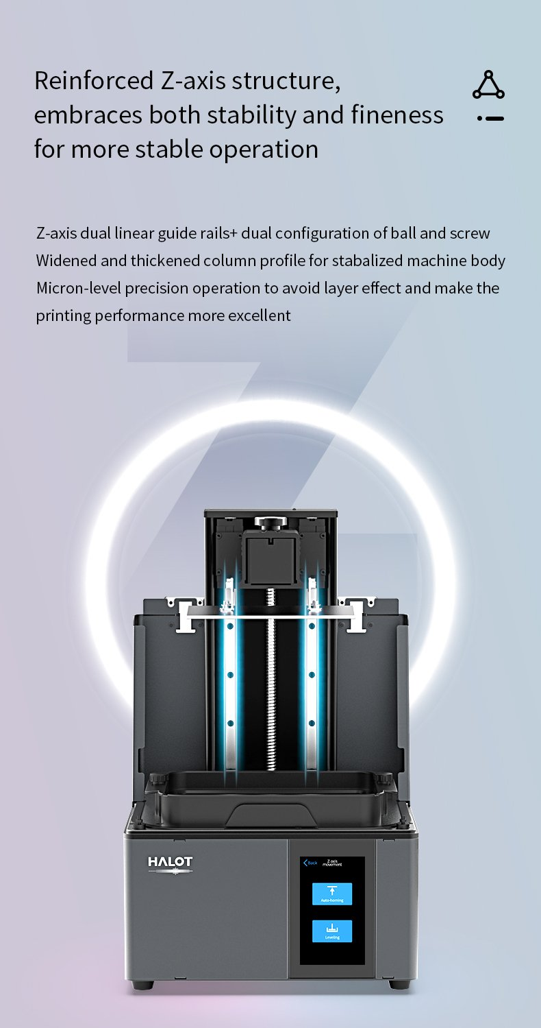 Creality CL-89 Resin 3D Printer