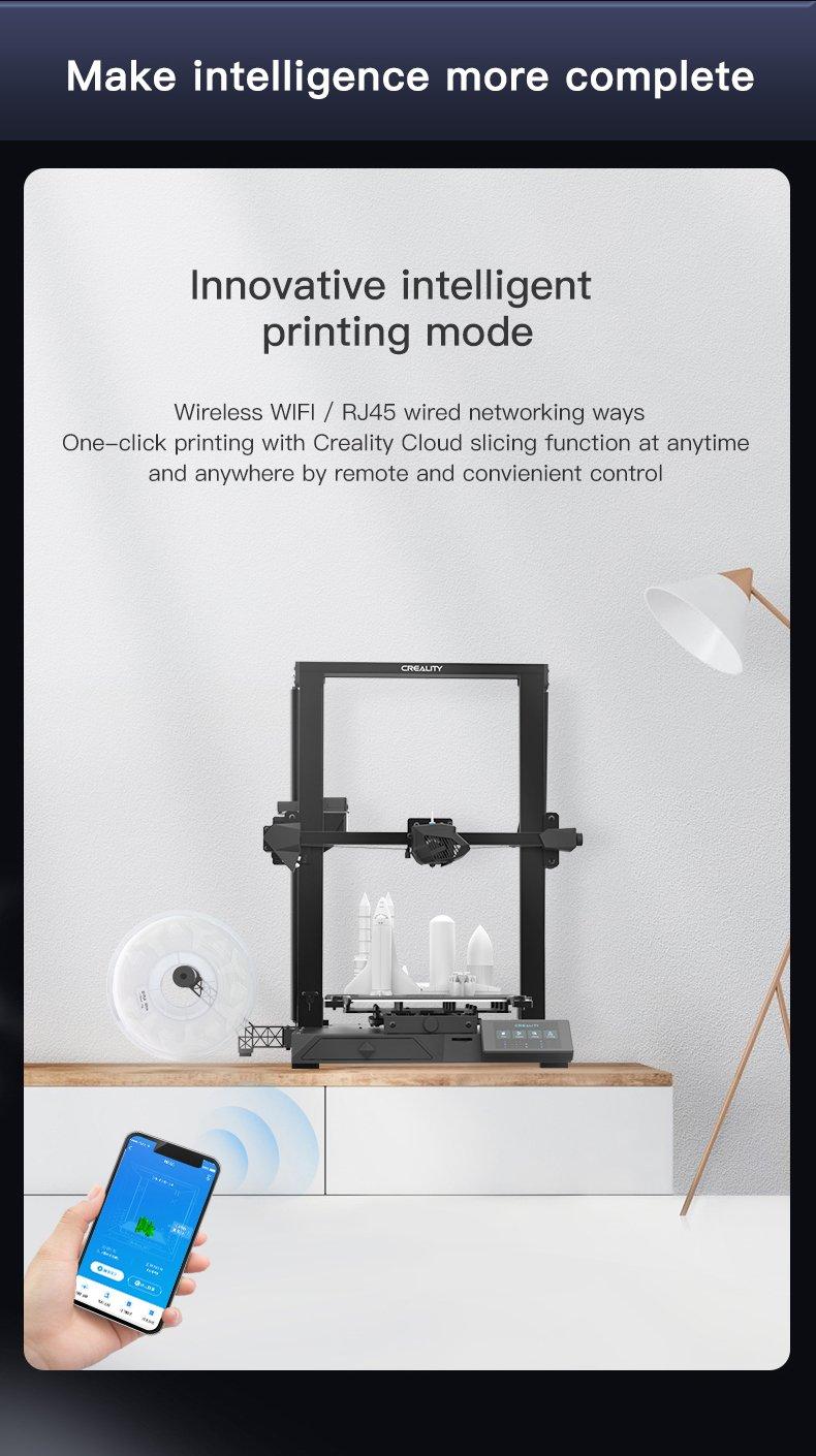 Creality CR-10 Smart 3D Printer