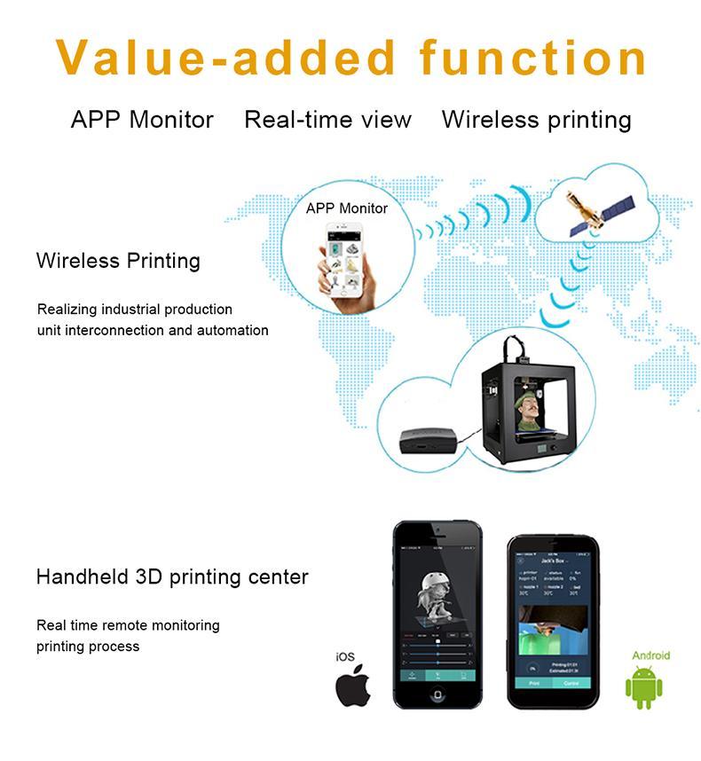 Creality CR-2020 Desktop 3D Printer