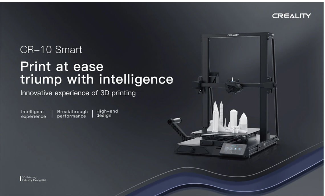 CR 10 Smart 3D Printer