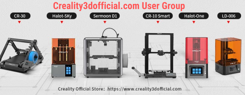 Creality3d official user group