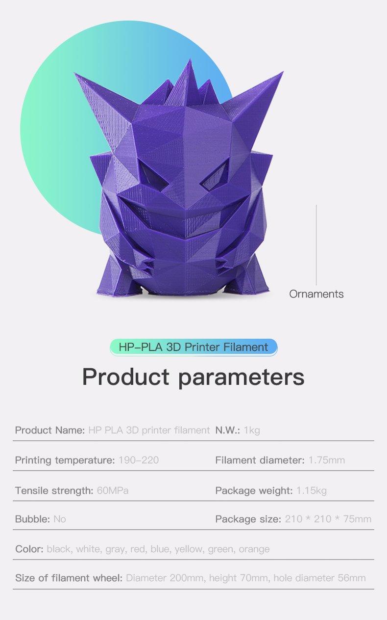 Filament Creality 3D Printer