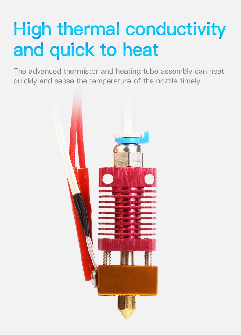 CR Nozzle Kit Creality 3D Printer