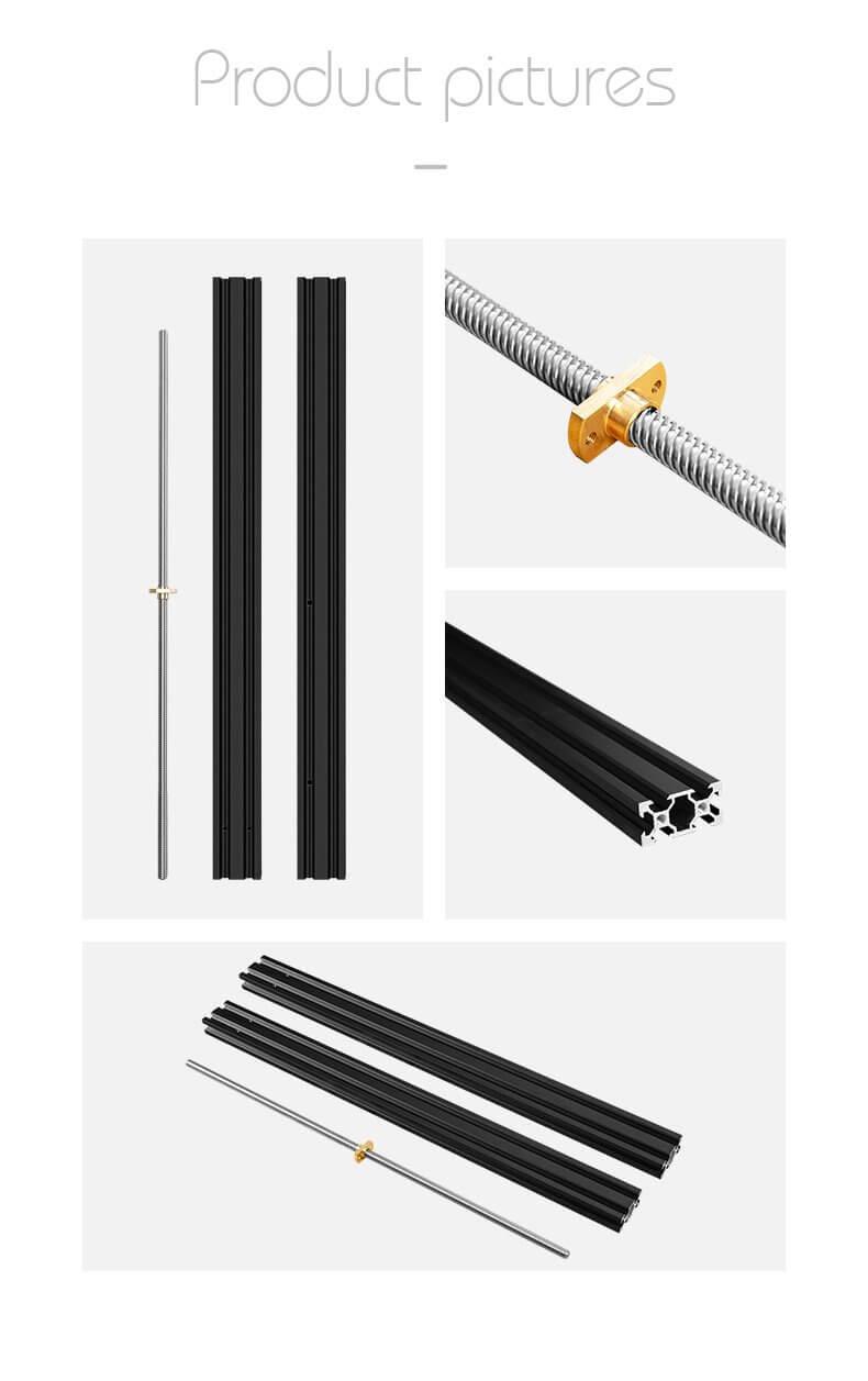 Z-Axis Profiles Kit