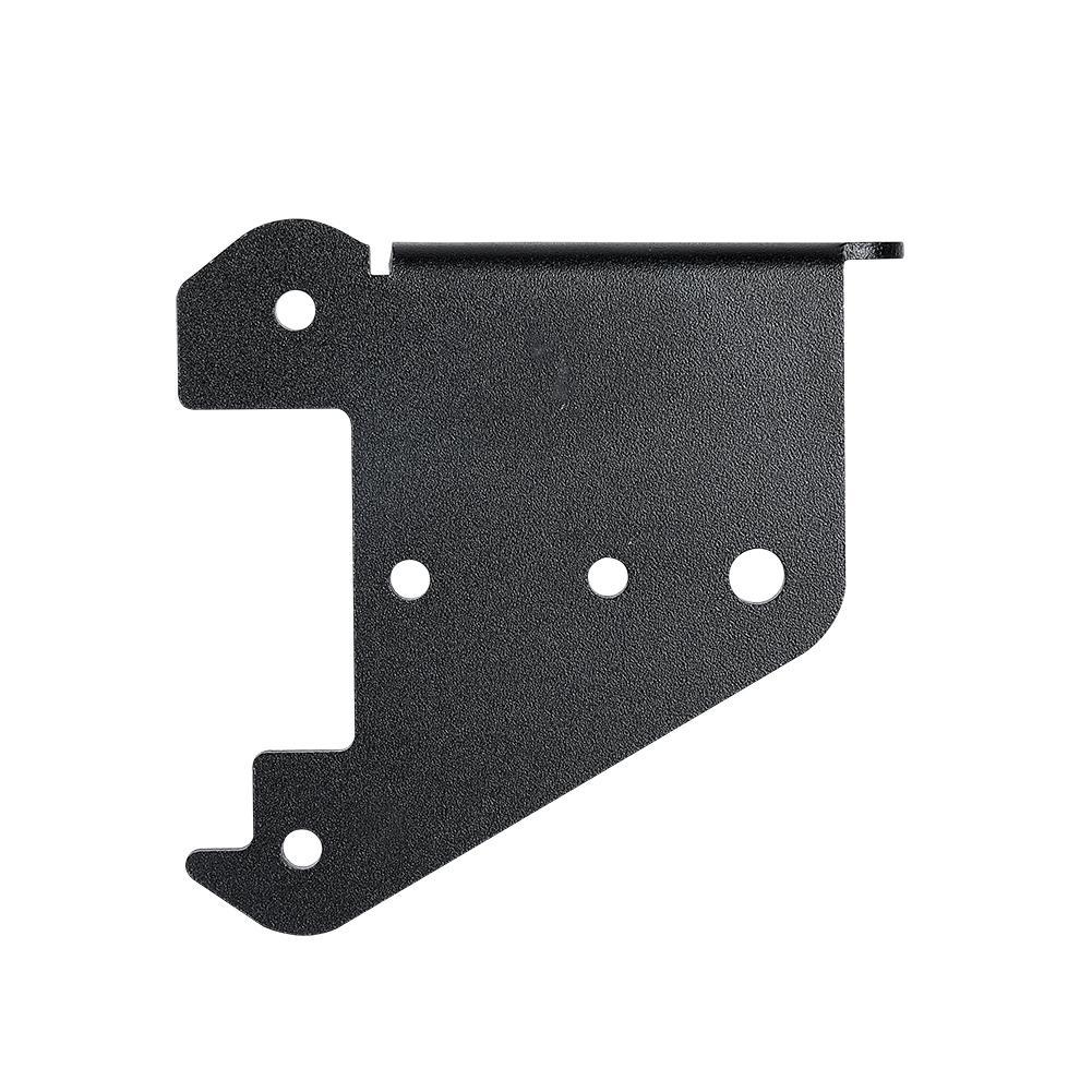 Creality CR-10/Ender-3 X-axis aluminum backplate