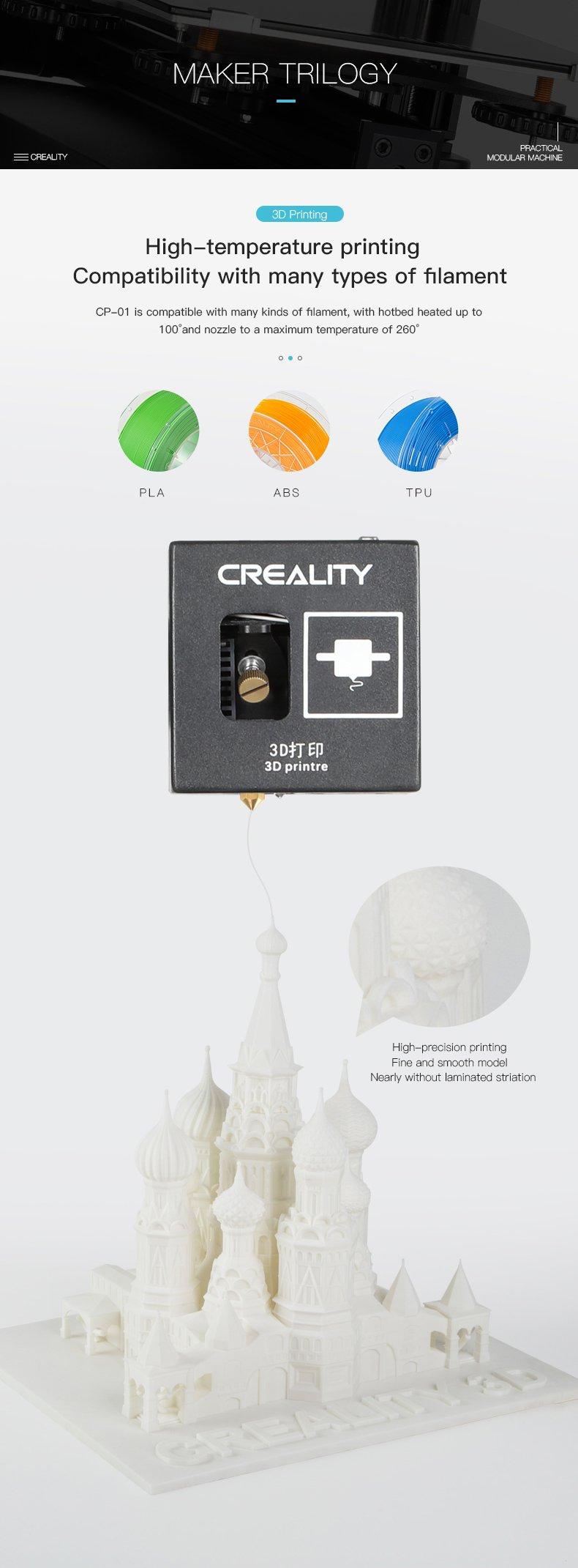 Creality3D CP-01 HD photos03