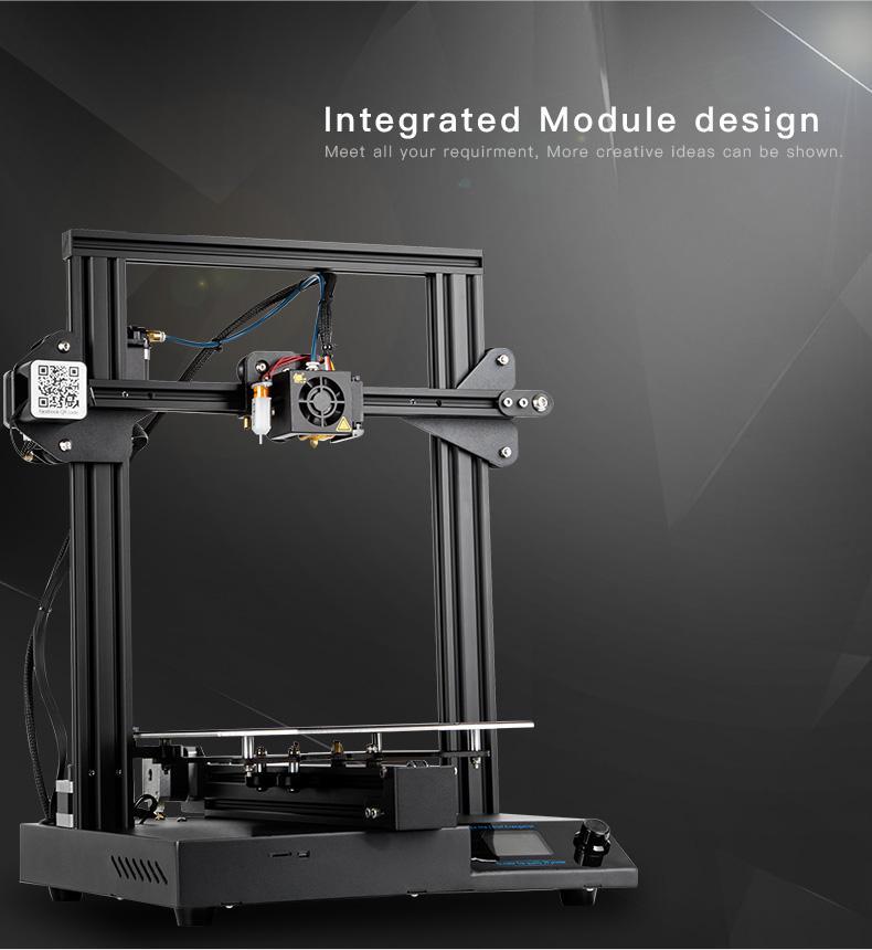 Official Creality CR 20 3D Printer03