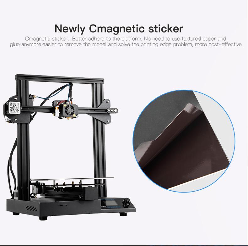 Official Creality CR 20 3D Printer 02