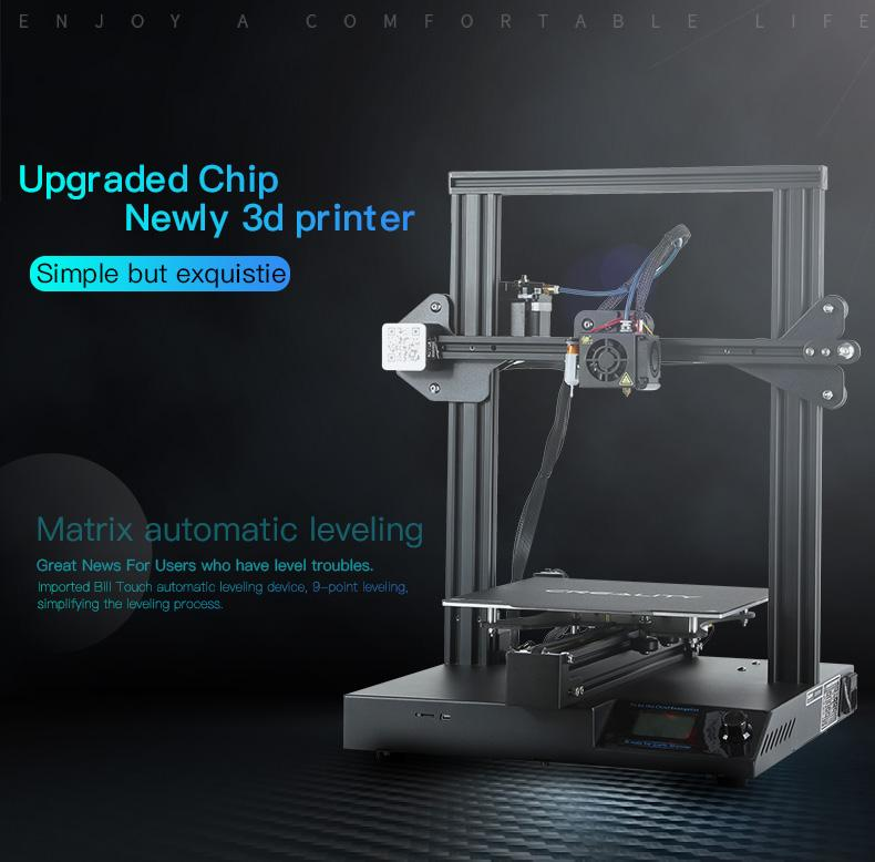 Official Creality CR 20 3D Printer01