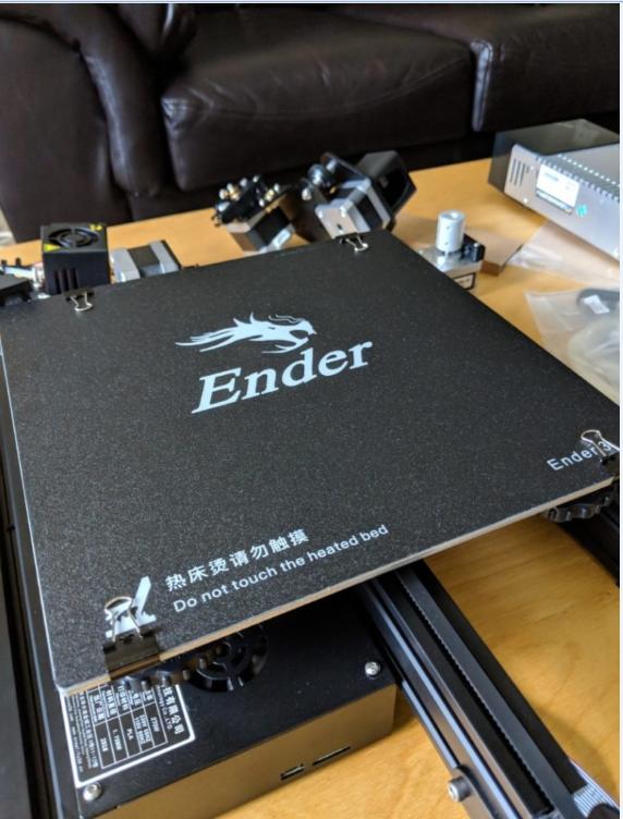 Creality3D Ender 3 Cmagnet
