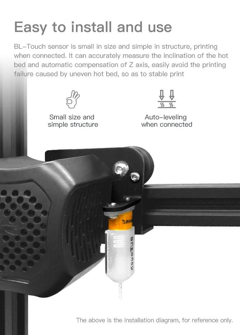 ender 6 bl touch  Creality 3D Printer